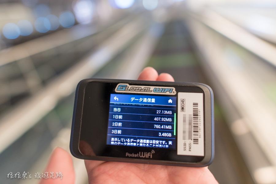 日本旅遊必備 GLOBAL WiFi 分享器,以8折優惠價格暢玩日本,實際租用心得教學分享