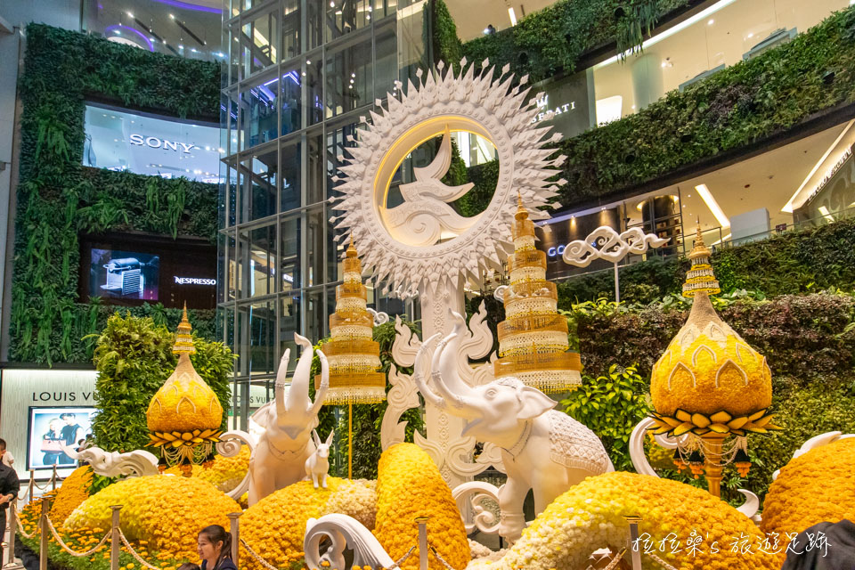 泰國曼谷 Siam Paragon 暹羅百麗宮百貨,孩子們愛的海洋世界、選擇多元的美食廣場,值得一訪的曼谷大型百貨