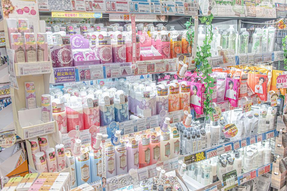 唐吉訶德的美妝類商品,真的不只種類多,而且價格又便宜