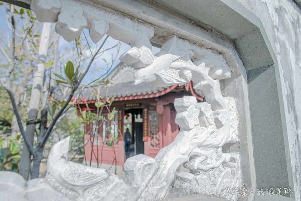 日本沖繩福州園,靜賞江南山水風光,波上宮附近的中式庭園
