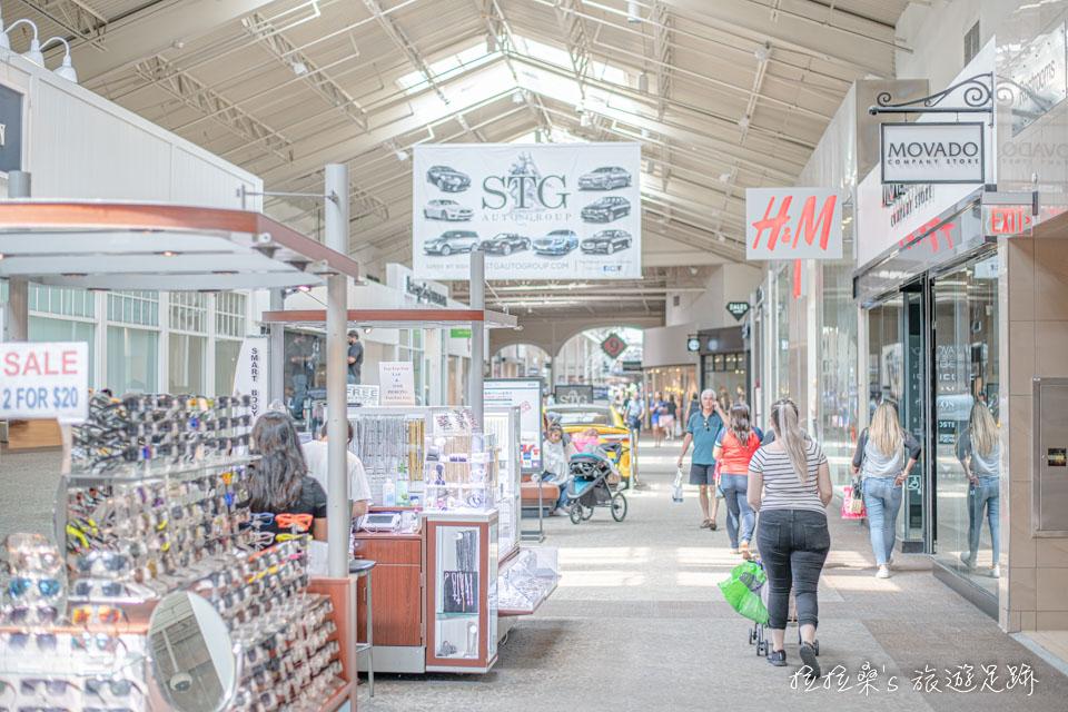 美國加州 Ontario Mills,好逛好買的大型Outlet,國慶時更有最優惠的折扣