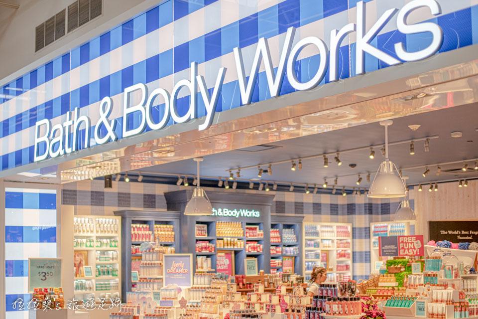 連鎖的沐浴品牌 Bath & Body Works