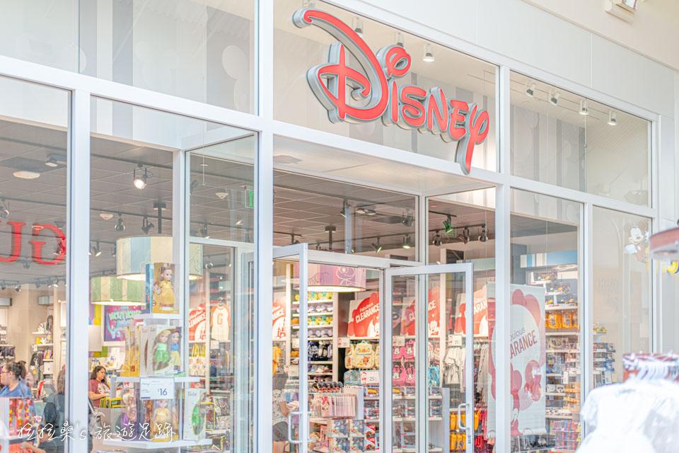 Disney store也出現在南加州Ontario Mills中