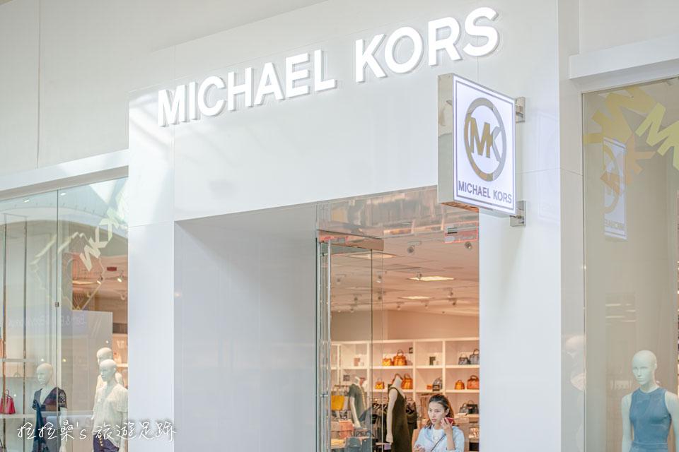 美國加州 Ontario Mills的MK包也很有人氣