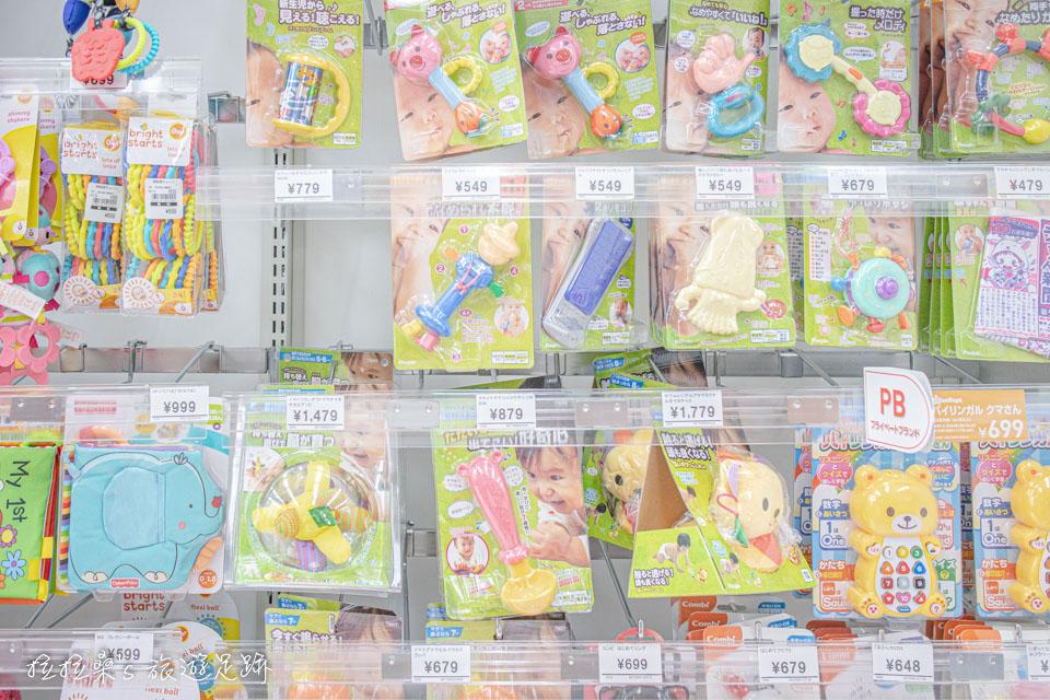 日本西松屋很適合買的固齒器,便宜划算又好用