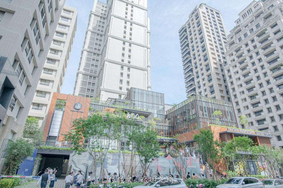 台中綠美丘藝術市集,期間限定的週末集市,搭配著T&R廣場更好逛