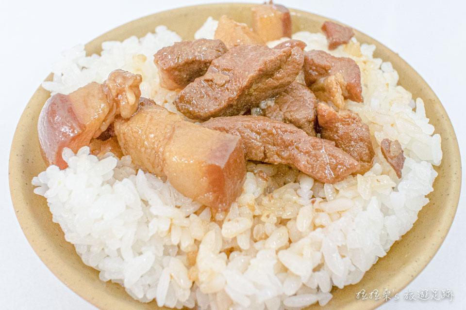 台東中華早點,必吃的魯肉飯