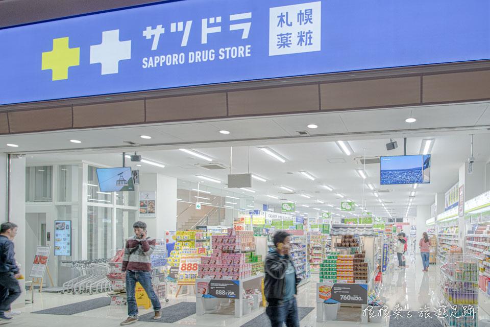 沖繩國際通上有來自北海道的札幌藥妝店