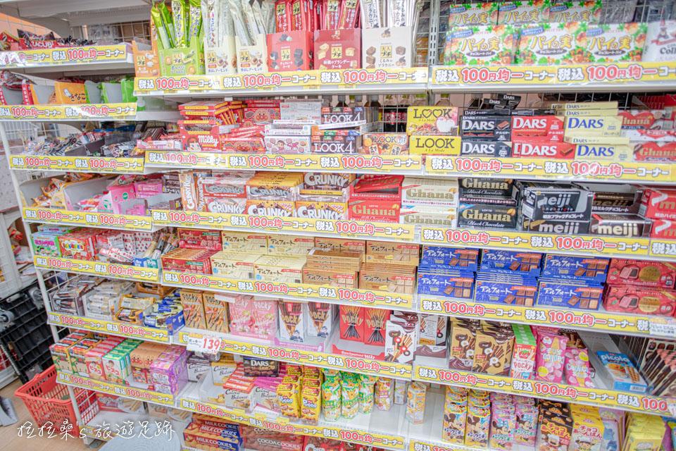 雖然有些在台灣就有販售,但在日本的大國藥妝買,價格硬是便宜了一截