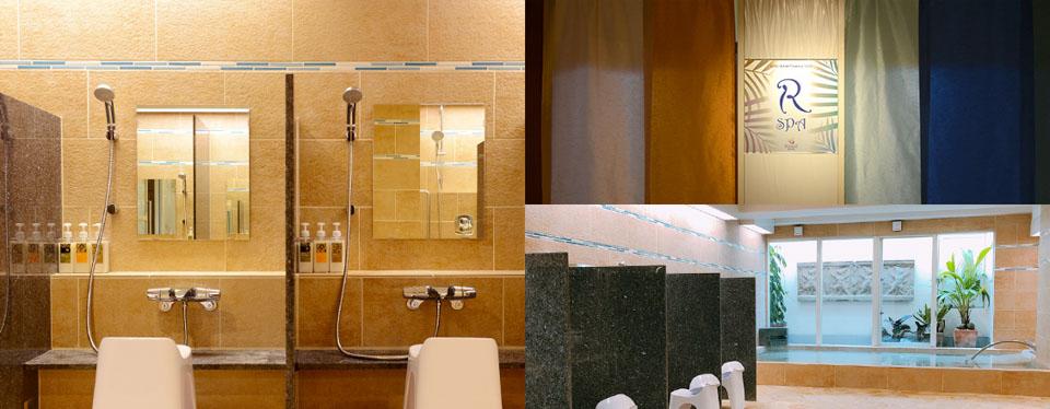 日本沖繩國際通住宿推薦,有SPA 浴場、露天泳池的那霸棕櫚皇家飯店
