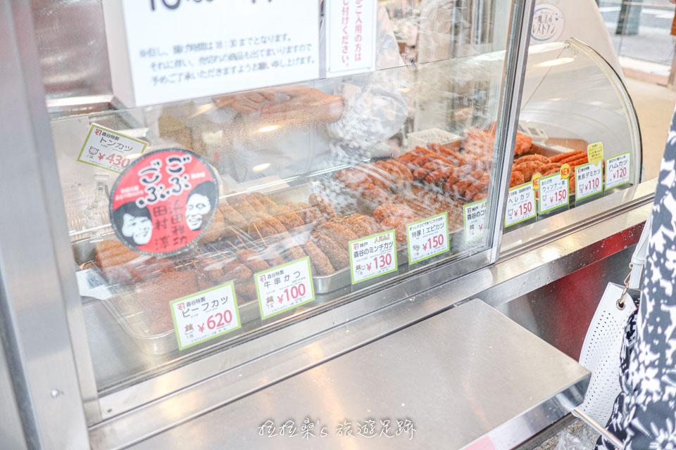 神戶森谷商店可樂餅不只旅人愛,就連在地人也很愛吃