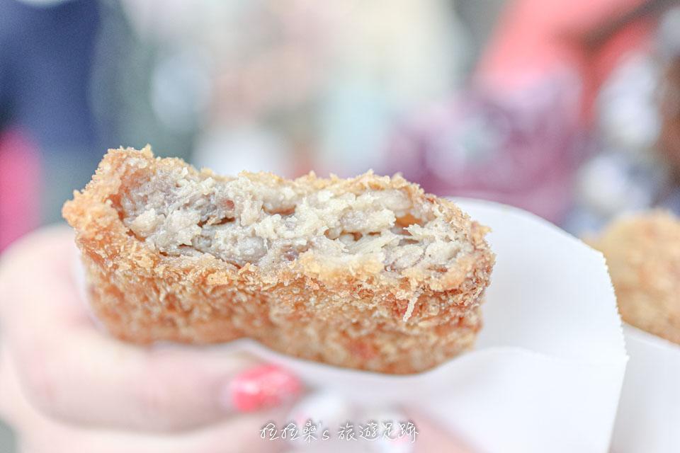 神戶森谷商店的ミンチカツ炸肉餅