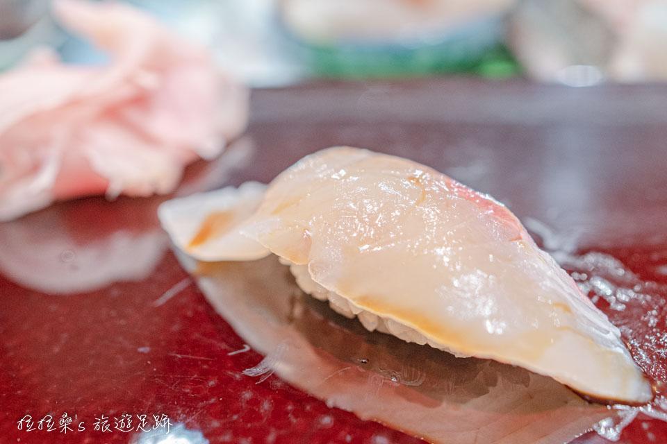 大和壽司的無菜單握壽司料理