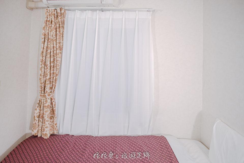 沖繩那霸公園球場飯店的標準雙人房