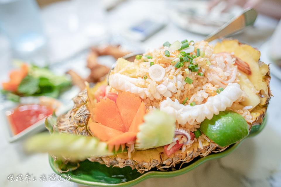 泰國曼谷 Harmonique,巷弄間的人氣泰式餐廳,遊客們指定必吃的美味