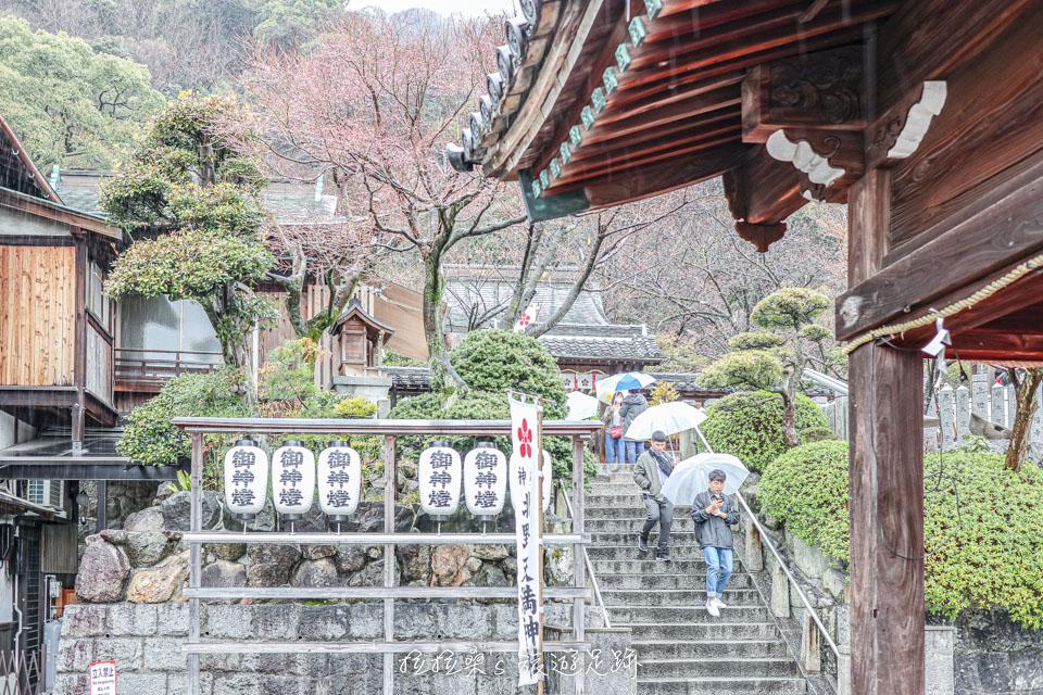 天滿神社的本殿