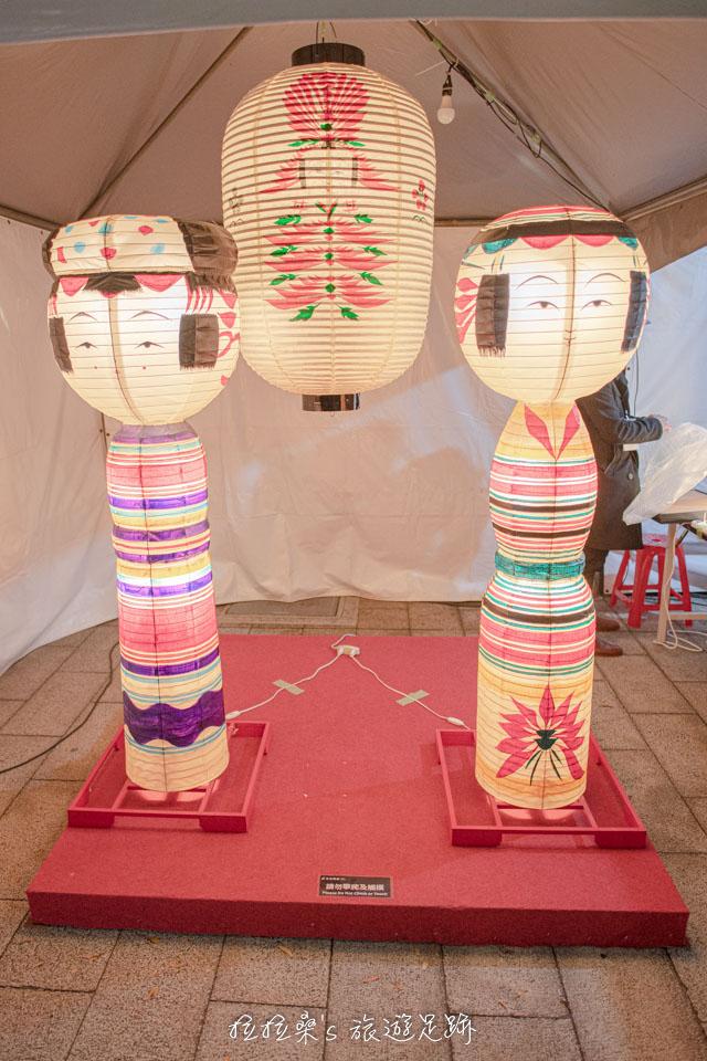 而今年不只有來自日本的松山市參加2020台北燈節,還多了青森縣弘前市、宮城縣、涵館市呢