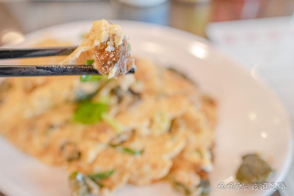維記茶餐廳的鴛鴦炒蛋 (皮蛋+炒雞蛋)特別又好吃