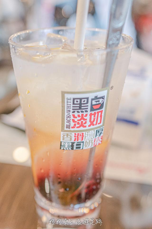 維記茶餐廳的凍檸茶