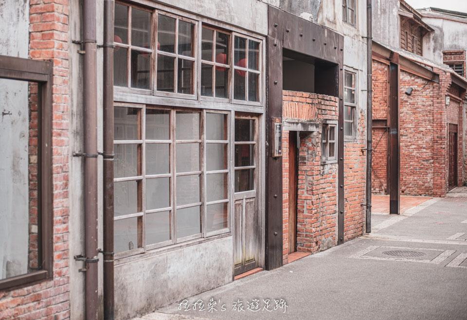 台北剝皮寮老街也很適合拍拍網美照