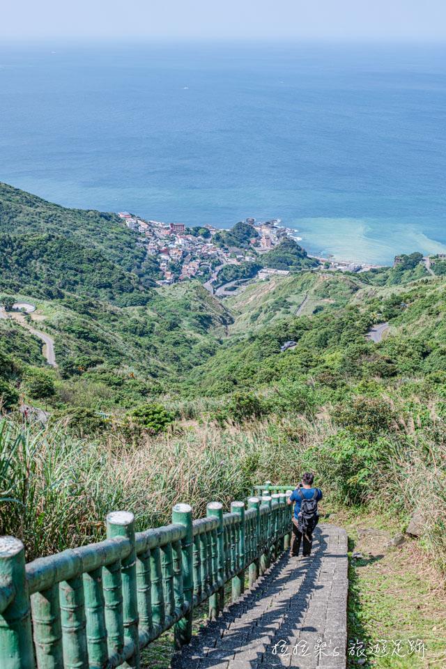 茶壺山步道處處都有迷人的風景
