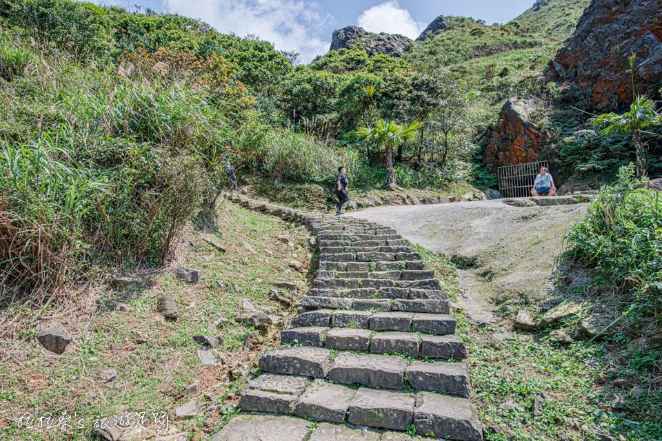 茶壺山的登山口