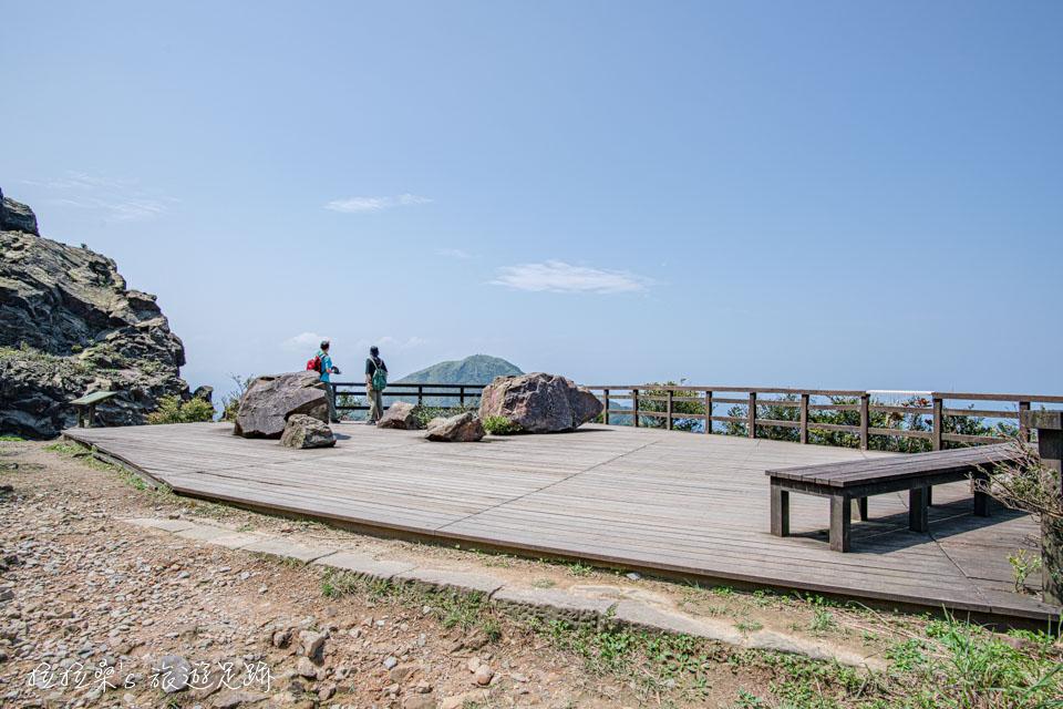茶壺山的觀景平台