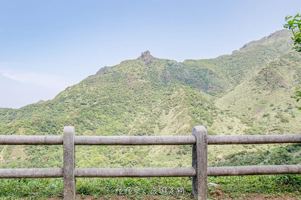 金瓜石神社是很受歡迎的打卡景點,還能遠眺茶壺山