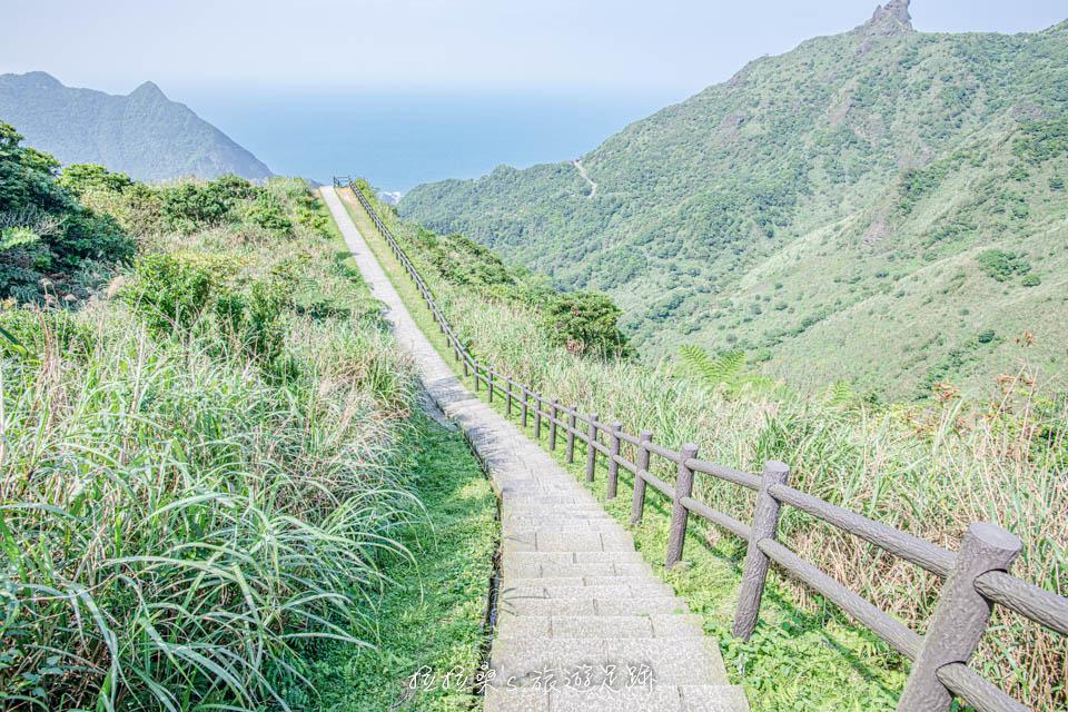 新北金瓜石地質公園海景步道