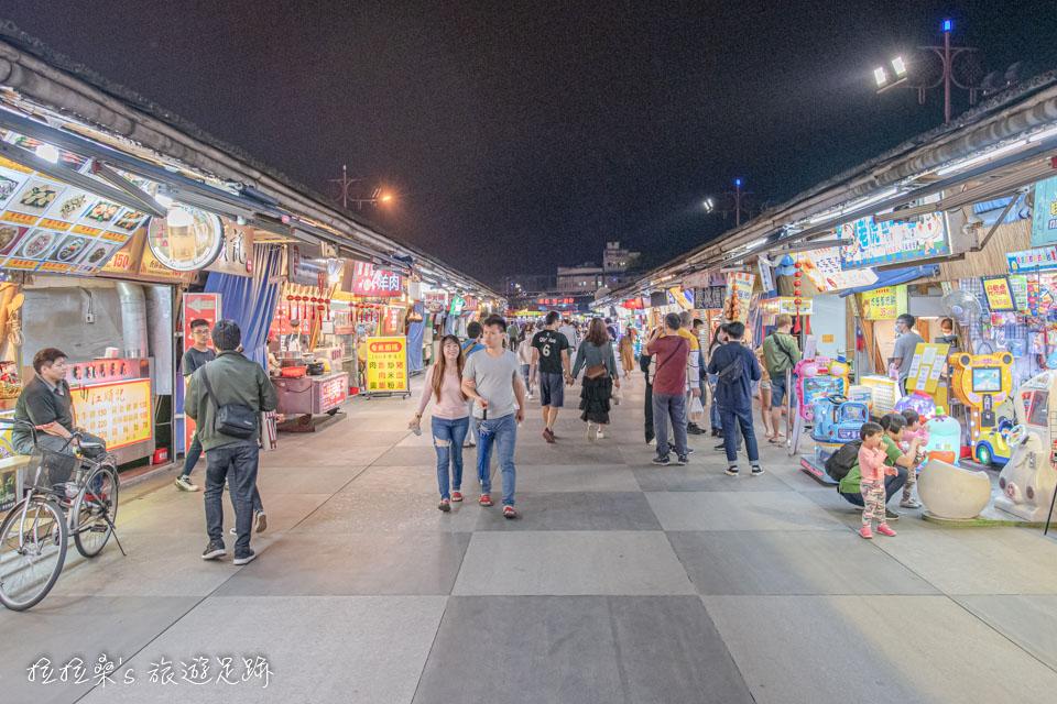 花蓮東大門夜市,人氣美食口袋名單,好吃又好逛的大型夜市