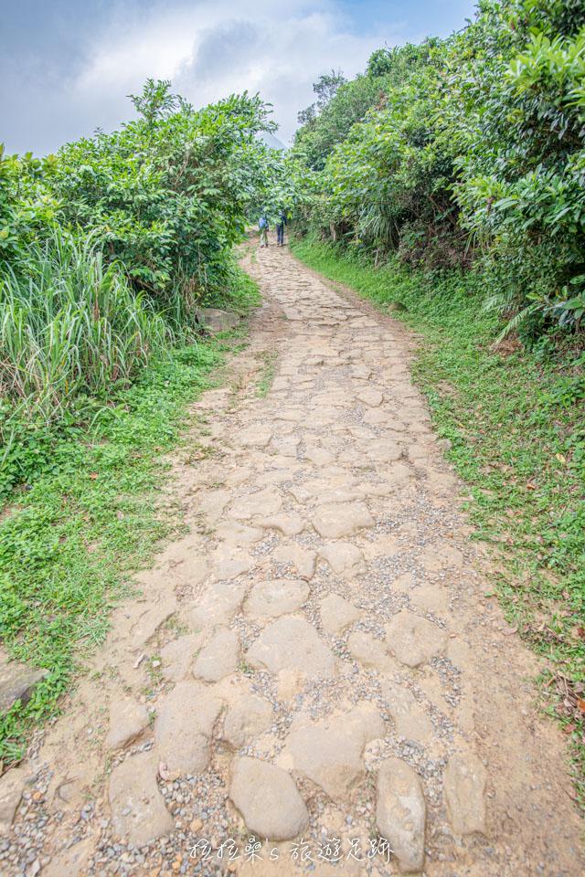 瑞芳南子吝步道總長約990公尺,平易近人