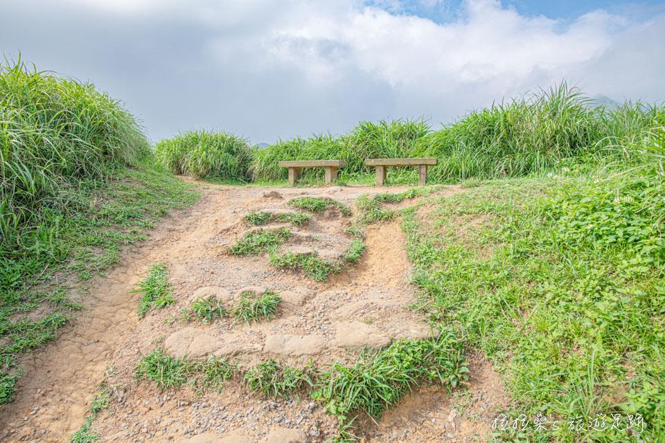 瑞芳南子吝步道也是劍龍稜的登山口之一