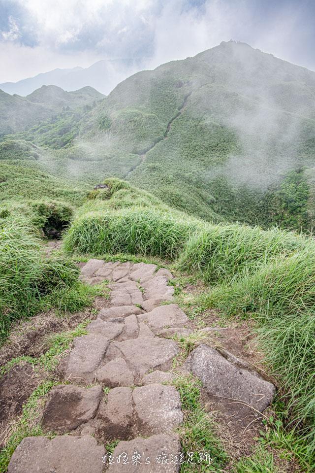 七星山主、東峰連走是很受歡迎的登山健行行程