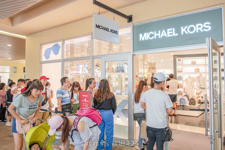 桃園華泰名品城Outlet有眾多受歡迎的高人氣品牌